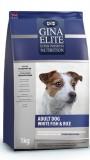 Джина Элит для собак (белая рыба&рис), , 5 330 р., Собаки, Gina, Gina