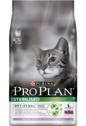 Купить сухой корм проплан для кастрированных кошек и котов в Краснодаре с доставкой на дом