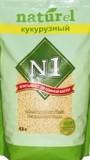 Комкующийся кукурузный наполнитель Н1 4,5л, , 430 р., Кошки, , Наполнитель-N1