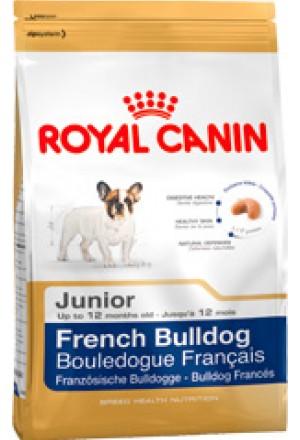 Роял Канин для щенка французского бульдога