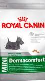 Роял Канин Мини Дермакомфорт для собак, , 398 р., Собаки, Роял Канин, Роял Канин