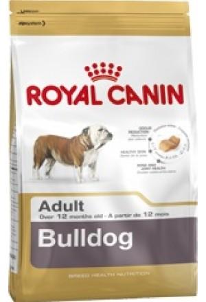 Корм Роял Канин для взрослых собак породы английский бульдог