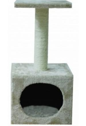 Купить домик для кошки с когтеточкой в Краснодаре
