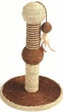 Когтеточка для кошек на подставке, , 1 074 р., Кошки, Барсик, Когтеточки, лежаки