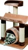 Домик для кошек с игрушкой, , 4 713 р., Кошки, Барсик, Когтеточки, лежаки
