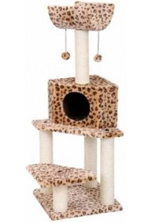 """Купить домик для кошек """"Леопард"""" Краснодар"""