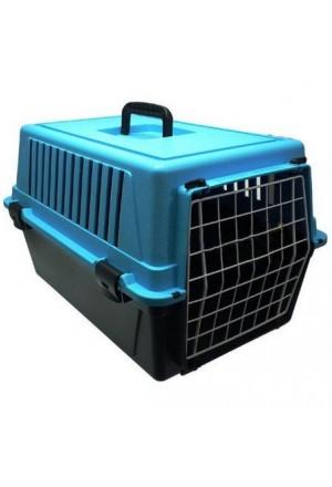 Пластиковая переноска Atlas 20 без аксессуаров 58*37*32см для кошек и собак