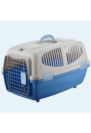 Пластиковая переноска для кошек и собак в самолете, поезде
