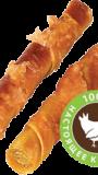 Куриные Твистеры Сушеные, , 195 р., Собаки, Деревенские лакомства, Деревенские лакомства