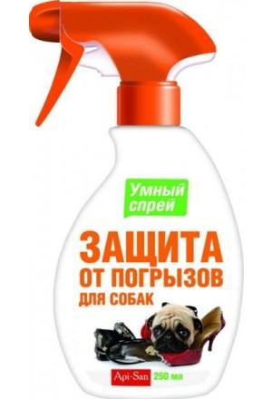 """""""Умный спрей"""" защита от погрызов для собак"""