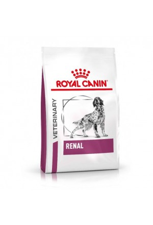Лечебный корм Роял Канин Ренал для собак при заболеваниях почек купить в Краснодаре с доставкой на дом