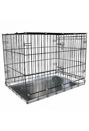 Клетка Триол для животных хром 91,5*56*63,5см /SC004K/