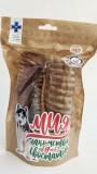 Мия. Трахея говяжья M, , 210 р., собаки, Мия. Лакомства для хвостатого, Мия_лакомства_для_хвостатого