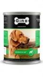 Джина консервы для собак (ягненок&сыр), , 292 р., Собаки, Gina, Джина