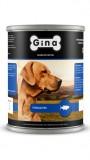 Джина консервы для собак (тунец&рис), , 258 р., Собаки, Gina, Джина