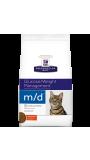 Hills m/d для кошек (лечение диабета), , 1 716 р., Кошки, Хиллс, Хилс диета