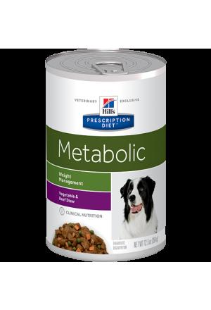 Лечебный корм хиллс metabolic для собак при ожирении