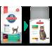 Сухой корм Хиллс Идеальный Вес для кошек, склонных к набору веса или с ожирением легкой степени.