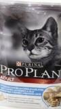 ProPlan паучи для кошек (кролик), , 60 р., Кошки, Проплан, Проплан