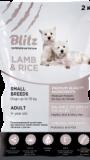 Блиц для собак мелких пород с ягненком, , 2 075 р., Собаки, Blitz, Blitz (Блиц)