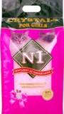 Силикагелевый наполнитель с розовыми гранулами, 5л, , 2 190 р., Кошки, , Наполнитель-N1