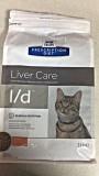 Hills l/d для кошек (лечение печени), , 1 716 р., Кошки, Хиллс, Хилс диета
