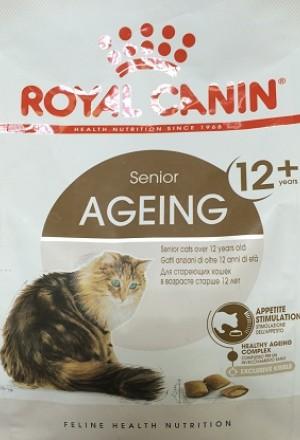 Корм Роял Канин Эйджинг для стареющих кошек и котов старше 12 лет купить в Краснодаре