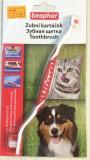 Зубная щетка для собак/кошек, , 247 р., Собаки, Кошки, Beafar, Расчески
